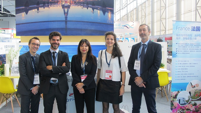 Atout france pr sent au salon international de l 39 industrie for Chambre de commerce francaise en chine