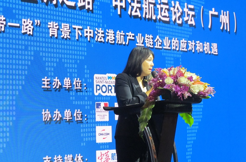 Forum portuaire et maritime du 11 octobre 2017 la france for Chambre de commerce france chine