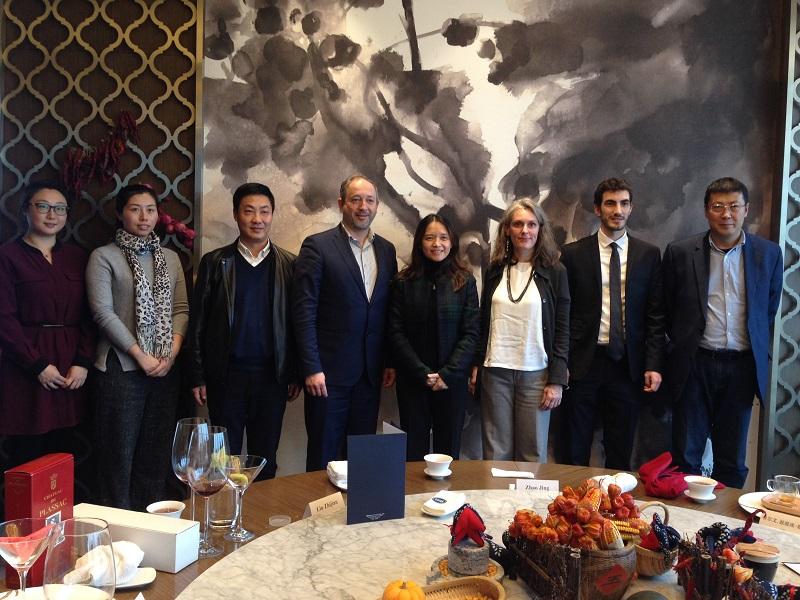 Tournée chinoise de Serge TeyssotGay et Xie Yugang décembre