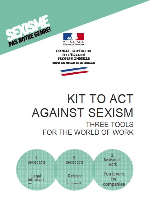 Kit to act against sexism - three tools for the world of work - JPEG